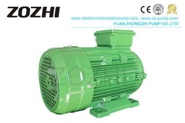 China IE3 MS112M-2 4KW 5.5HP 400V  Aluminum Housing Motors Efficiency Standards fornecedor